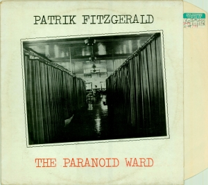 "The Paranoid Ward (Small Wonder Records 12"", 1978)"