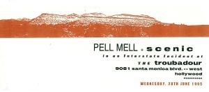 Pell Mell Scenic